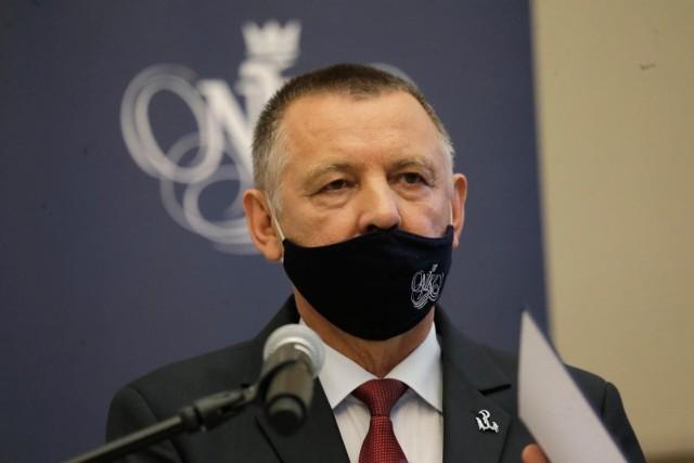 Banaś chce, aby CBA prześwietliło oświadczenia wiceszefowej NIK Małgorzatę Motylow