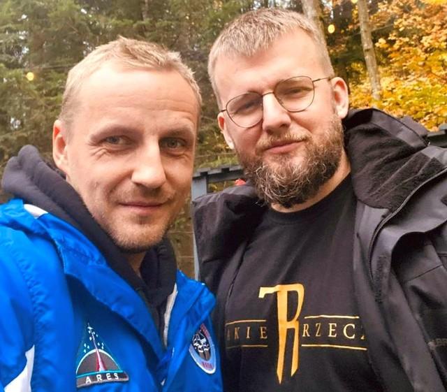 Paweł Domagała i Kękę ponownie nagrali wspólny utwór