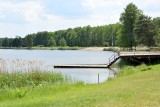 Zalew Klekot w gminie Włoszczowa tuż przed otwarciem sezonu kąpieliskowego. Zobacz, jak jest przygotowany (ZDJĘCIA)