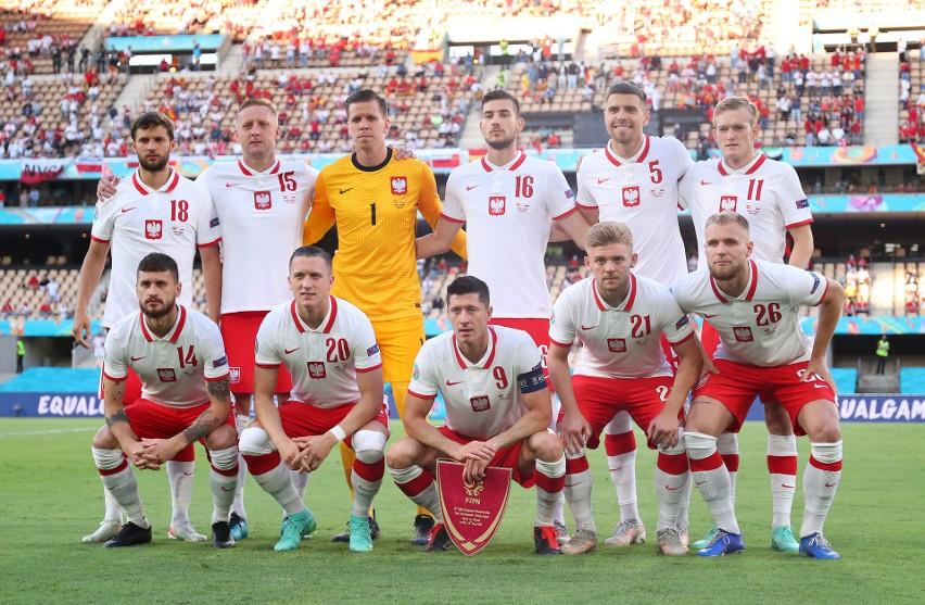 Polska - łączna wartość zawodników 194,5 milionów euro...