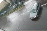 Burza w Poznaniu i Wielkopolsce: Powalone drzewa i liczne podtopienia. Strażacy mają pełne ręce roboty