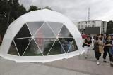 Strefa kibica w Białymstoku na mundial gotowa. Dziś o godz. 16 zostanie otwarta (zdjęcia)