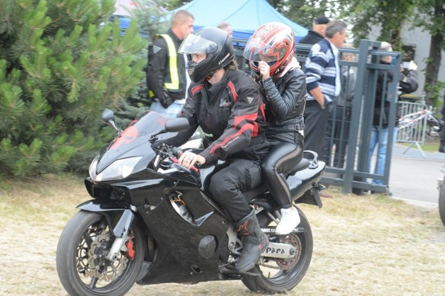 Zlotu Motocyklistów w Woli Wiązowej