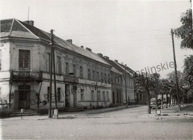 Plac Powstańców Wielkopolskich.