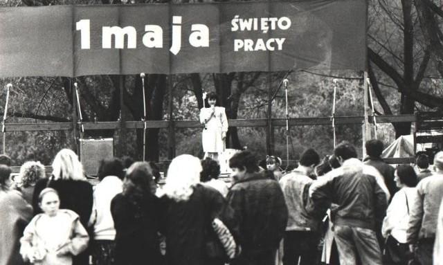 Święto Pracy zwłaszcza w okresie PRL-u obchodzono bardzo hucznie także w Poznaniu, chociaż w naszej galerii znajdziecie także zdjęcia nawet sprzed wojny. Autorami zdjęć są fotoreporterzy poznańskich dzienników. Zobacz galerię ----->
