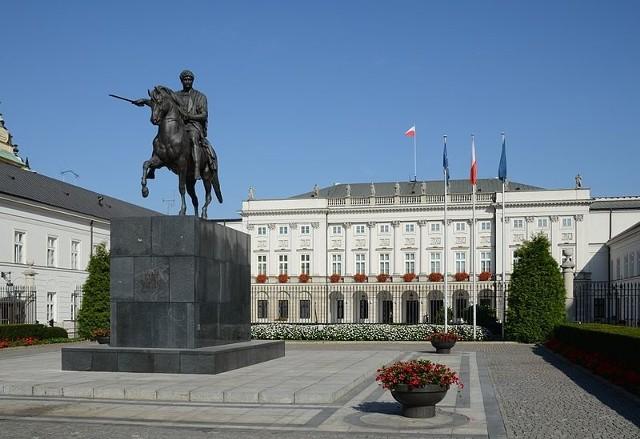 Uroczystość odbyła się w Pałacu Prezydenckim