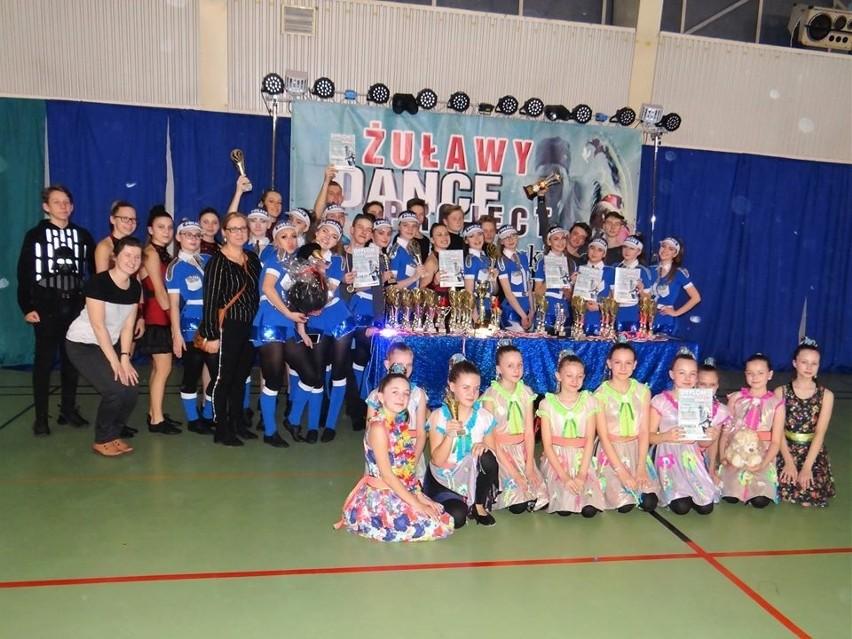 Rypin ma mistrzów Polski w tańcu nowoczesnym