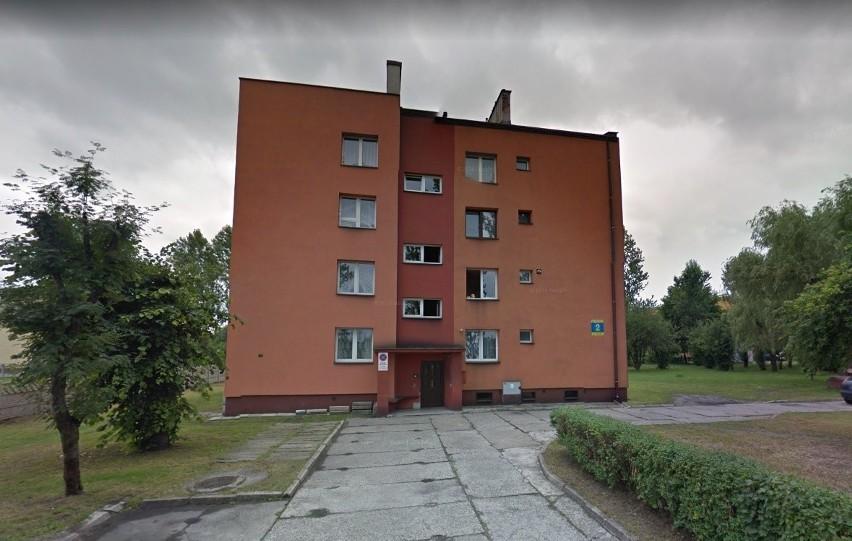 Jaworzno: ul. Parkowa 2/2...