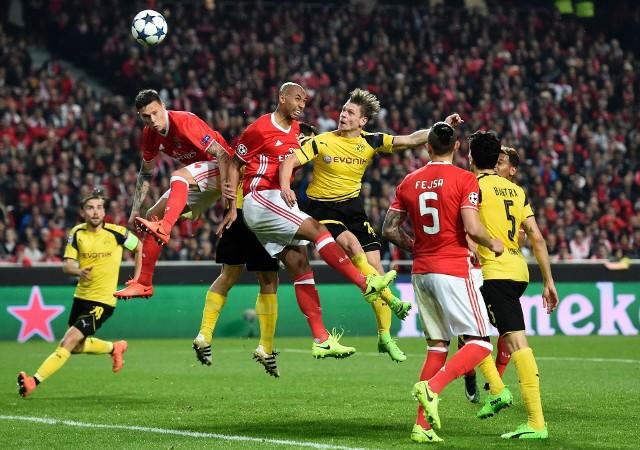 Mecz Borussia Dortmund - Benfica Lizbona ONLINE. Gdzie oglądać w telewizji? TRANSMISJA TV NA ŻYWO
