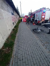 Śmiertelne potrącenie rowerzysty w Niesułkowie w powiecie zgierskim. Kierowca uciekł. Prokuratura wyjaśnia, co się stało