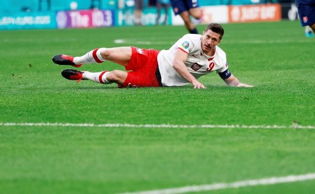 Robert Lewandowski ma tylko dwa gole na największych piłkarskich turniejach
