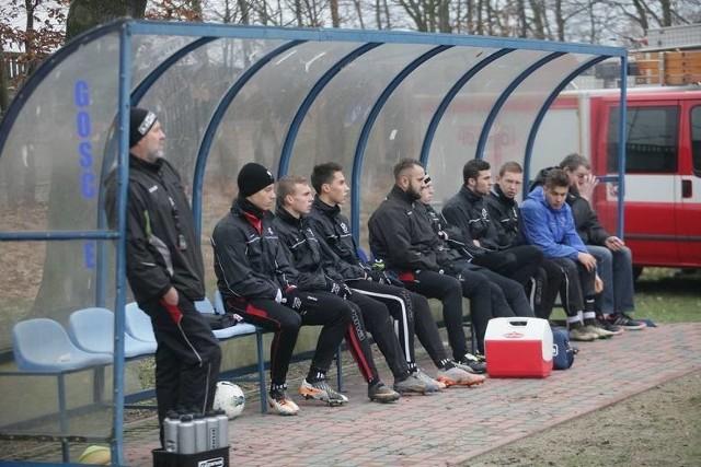 W sobotę ostatni w tym roku test dla piłkarzy ŁKS-u