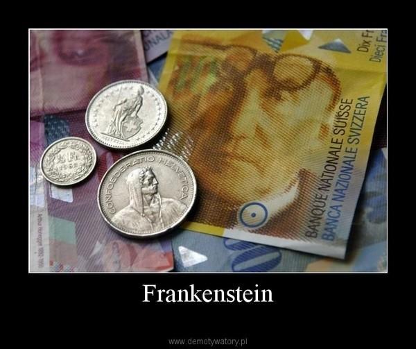 Kurs franka w górę. Internauci reagują [DEMOTYWATORY]