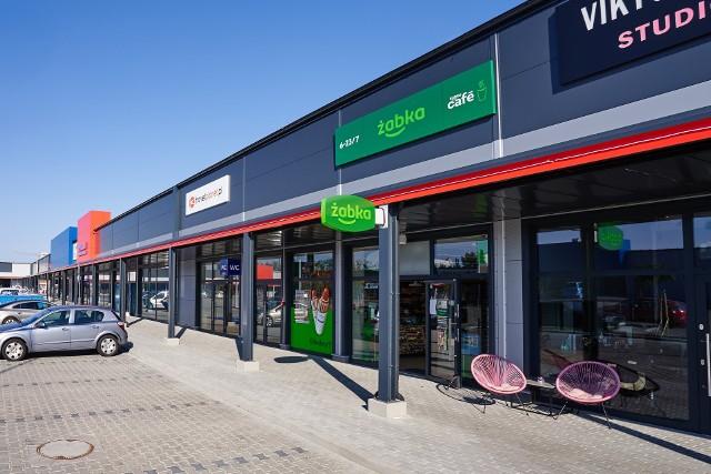 6 500 sklep Żabki otwarto w Szczecinie.