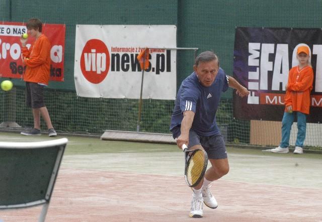 Jan Englert w akcji