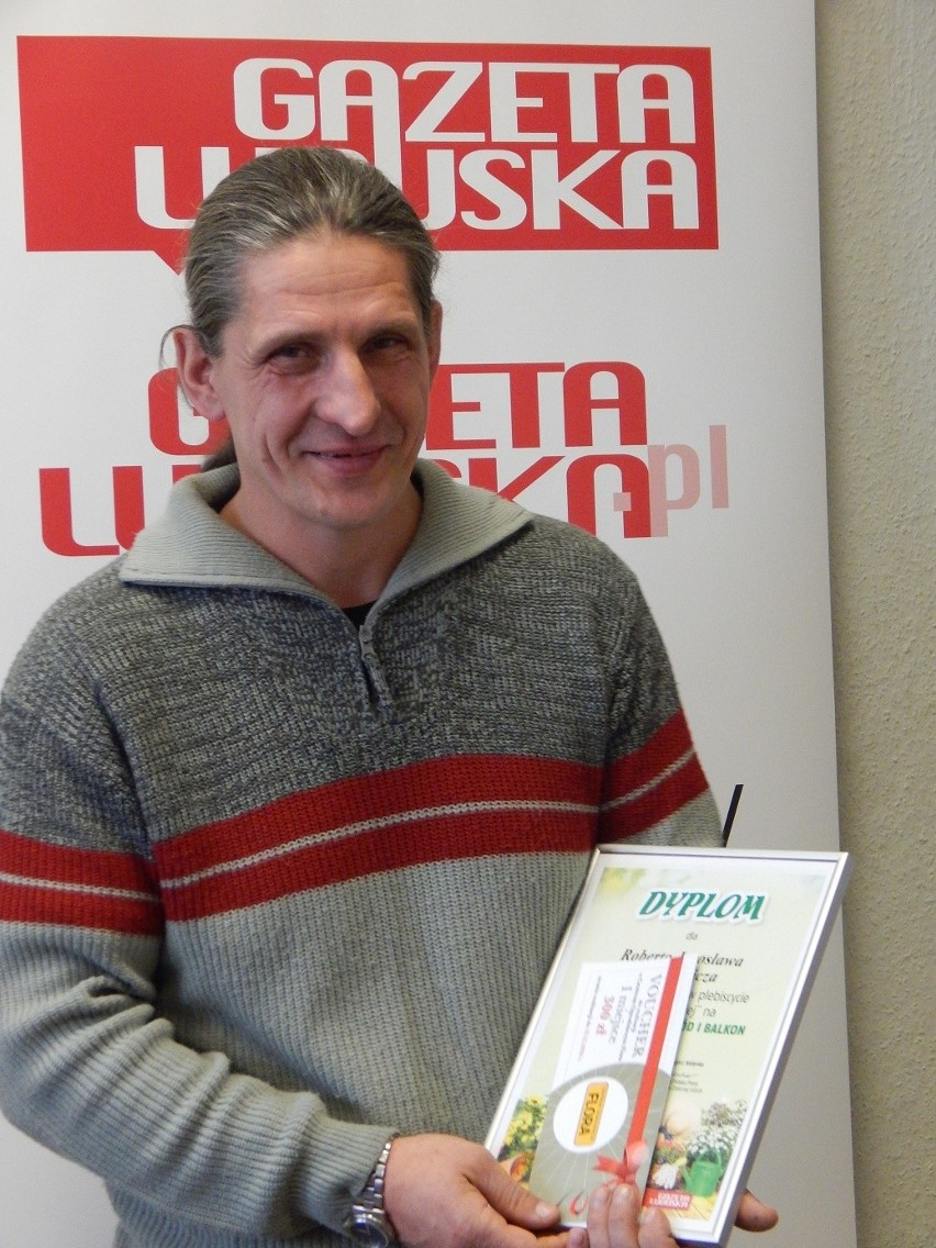 Robert Jarosław Markiewicz - I miejsce
