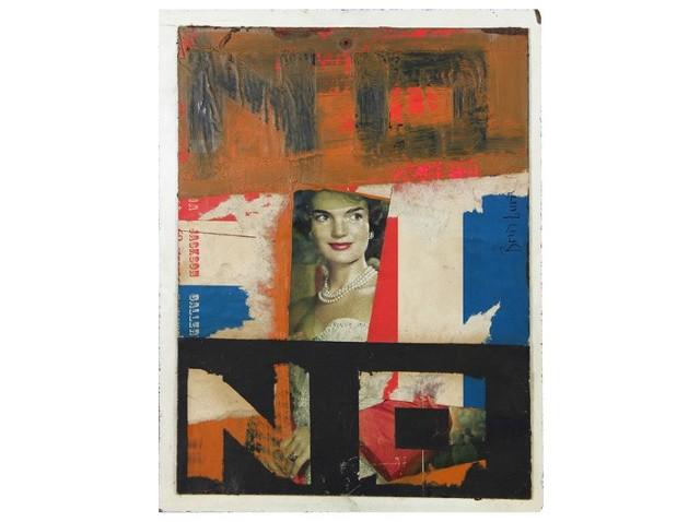 """Boris Lurie """"Pop-art po Holokauście"""