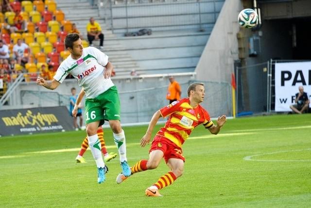 Rafał Grzyb kończy dziś 32 lata. Ostatnie pięć sezonów doświadczony piłkarz spędził w Jagiellonii Białystok, której jest kapitanem.