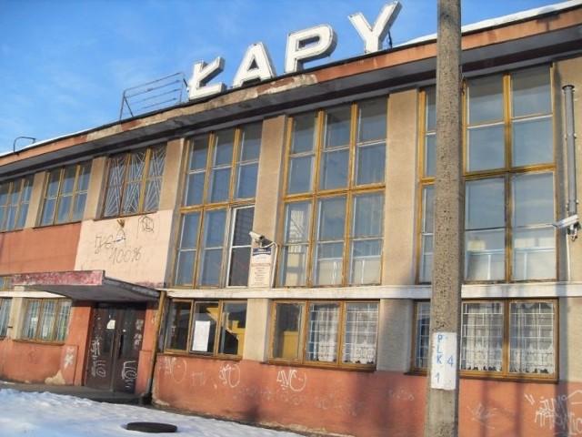 Dworzec w Łapach