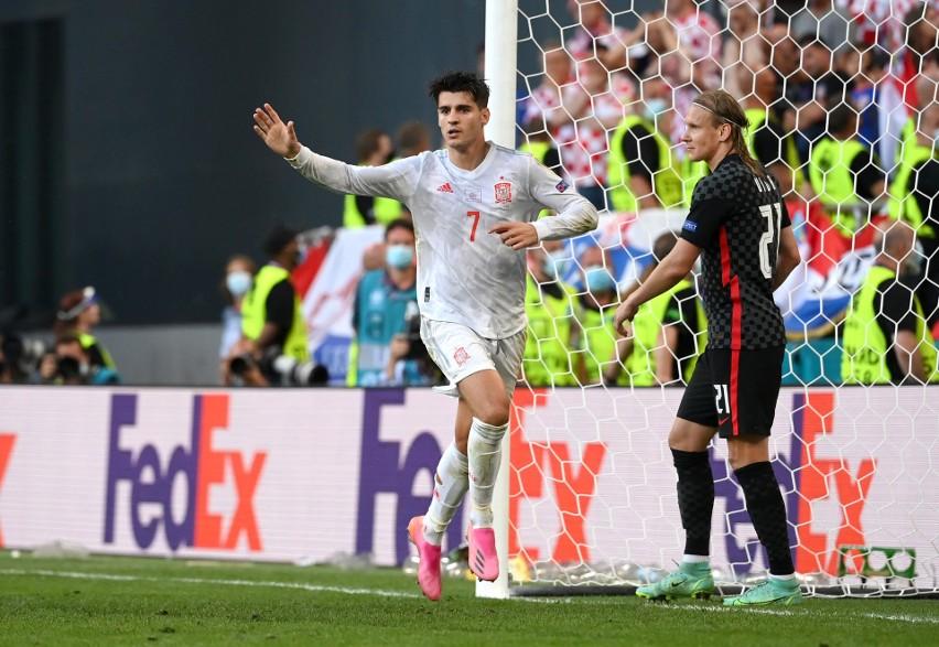 Najlepsi piłkarze 1/8 Euro. Jest Francuz i Szwed, chociaż ich kadry odpadły