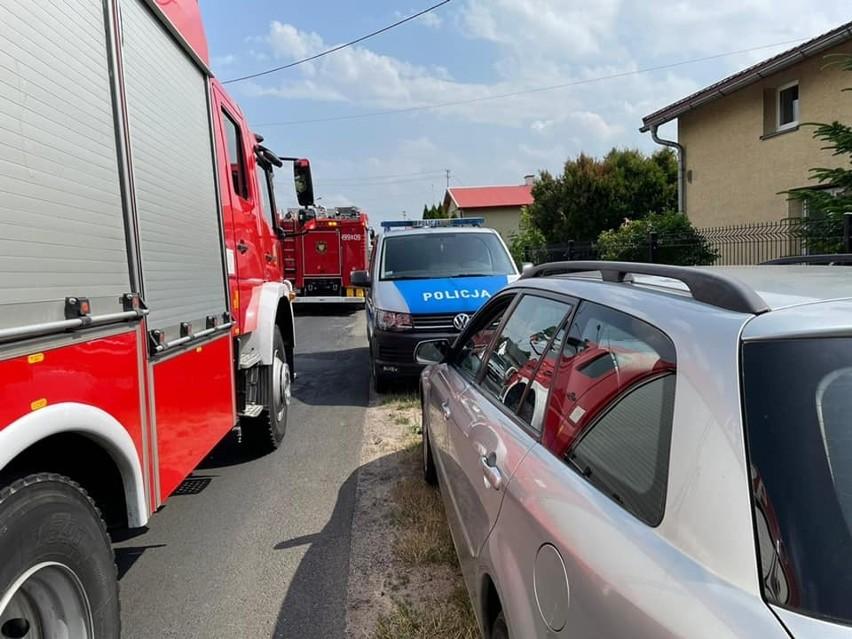 Tragiczny wypadek w Żędowicach w gminie Zawadzkie. Na...