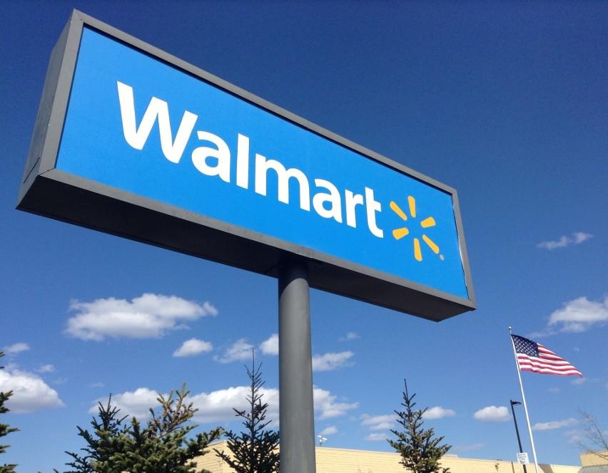 7. Walmart...
