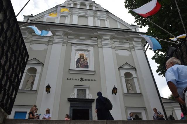 Tuchowskie sanktuarium i klasztor, w związku z zagrożeniem koronawirusem, pozostają zamknięte do odwołania