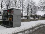 W Sandomierzu powstanie drugie kolumbarium na prochy. O jego budowie zadecydował wzrost zgonów w 2020 roku