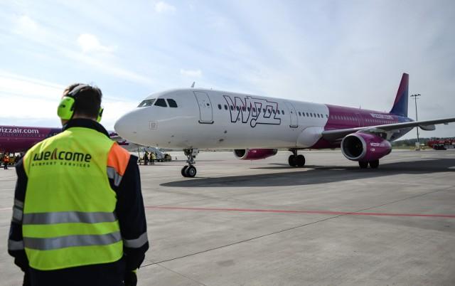 Nowe połączenia linii Wizz Air z Gdańska