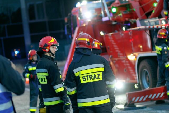 Tragiczny pożar w Piechowicach na Dolnym Śląsku. Troje dzieci nie żyje