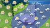 Piątek ze śniegiem, ale i przejaśnieniami w całym kraju. Weekend będzie pogodny w całym kraju