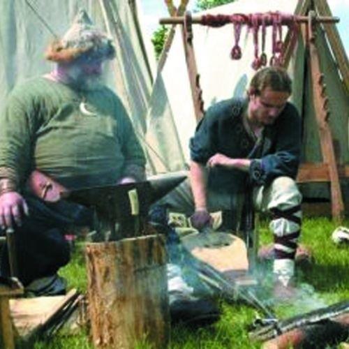 Drużyna Grodu Trzygłowa przybliży nam tradycje i obyczaje wikingów