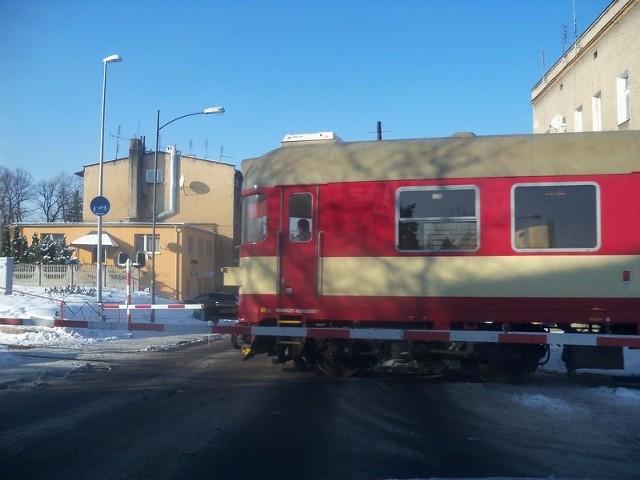 O 14 ruch pociągów został przywrócony.