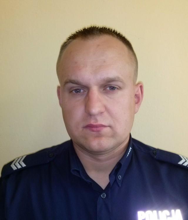 Tomasz Dadzibóg - miejsce 3
