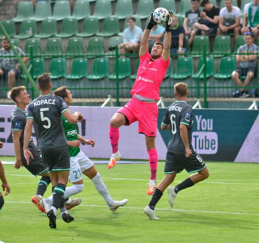 Na mecze Warty Poznań w tym roku nie wejdą kibice drużyn przyjezdnych.