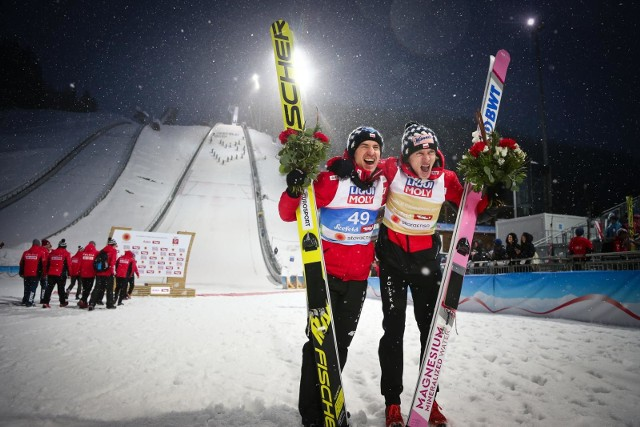 Mistrzostwa świata w skokach Oberstdorf 2021. Gdzie oglądać skoki?