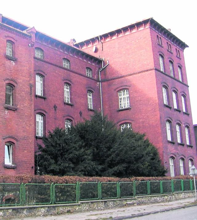 W dawnym obozie NKWD jest szpital psychiatryczny