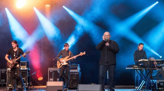 Lizard podczas Ino-Rock Festival 2014