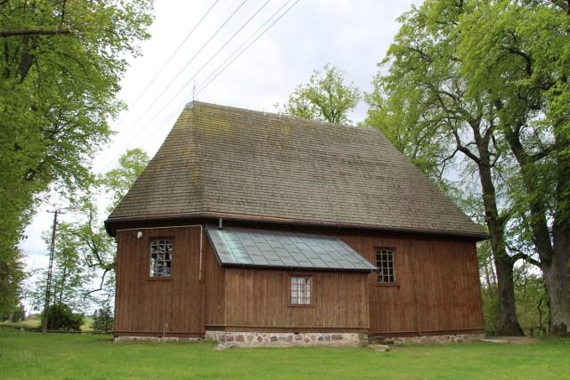 Kamienna Stara. Oto najstarszy drewniany kościół w województwie podlaskim
