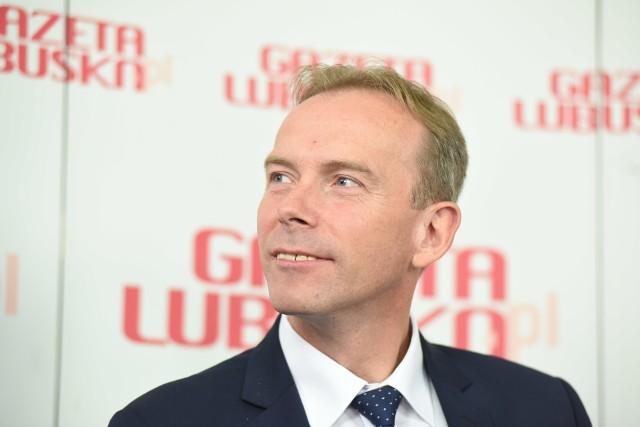 Piotr Barczak podczas ostatnich wyborów samorządowych był kandydatem PiS na stanowisko prezydenta Zielonej Góry