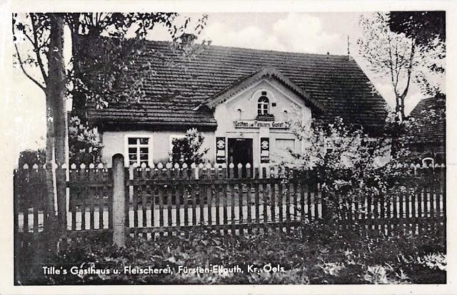 Ligota Książęca 1940