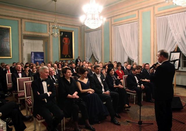 Bal odbył się tradycyjnie w Trybunale Koronnym w Lublinie