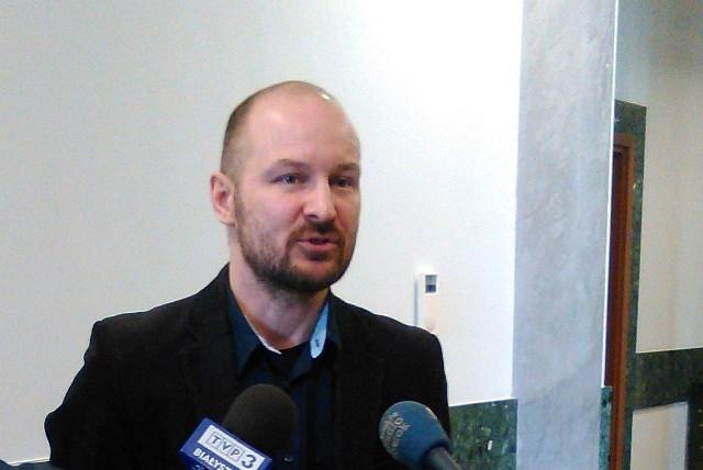 Sebastian Wicher wygrał z magistratem. Może wrócić do pracy w urzędzie miejskim.