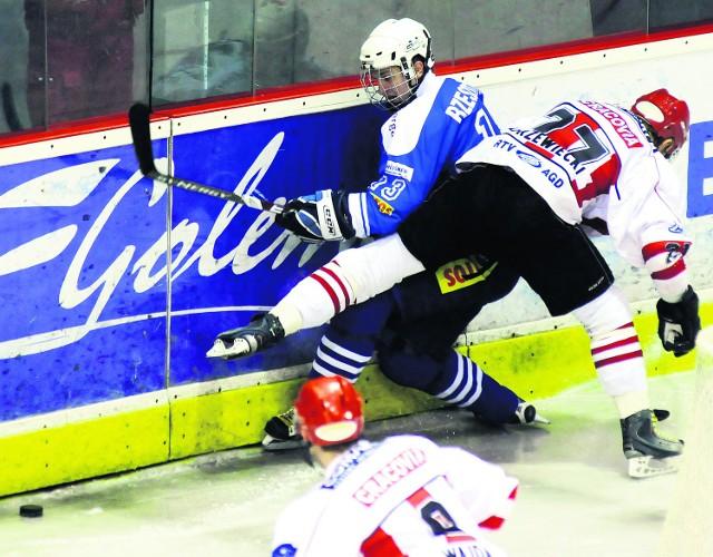 """Znów na lodowisku Cracovii było sporo emocji, ale najważniejsze, że """"Pasy"""" są w półfinale"""
