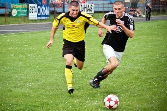 Damian Niemczyk (na żółto-czarno) jest najbliżej Kamila Radulja w rankingu.