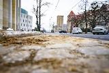 Poznań: Na ulicy Święty Marcin nocami wykonywane są odwierty geologiczne