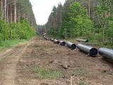 Gazociąg Polska-Litwa. Operator Gaz-System dostarczył rury osłonowe. Wartość umowy wynosi ponad 2,6 mln zł (zdjęcia)
