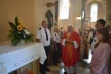 Wyjątkowy odpust w parafii w Kotuszowie. Wprowadzono relikwie świętego Jakuba (ZDJĘCIA)