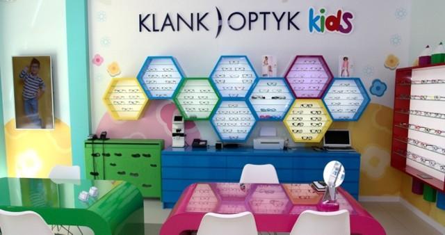 Klank Optyk Kids - pierwszy w województwie świętokrzyskim salon optyczny tylko dla dzieci otworzył swe podwoje w Busku-Zdroju.