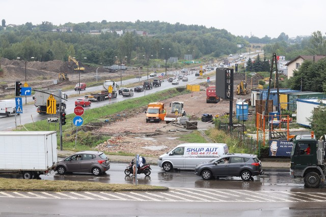 Przebudowa DK 94 w Sosnowcu